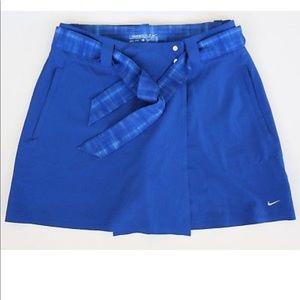 Nike golf dri-fit skort